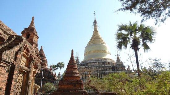 Gubyaukgyi Temple: GubyaukGyi Myinkaba