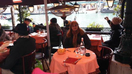 Caffe Saraceno : Lindo lugar, romántico