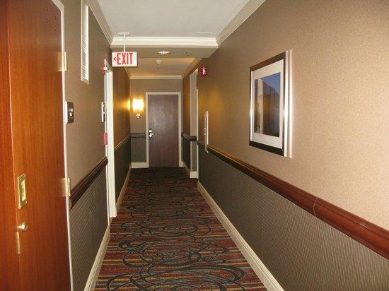 Hilton Boston Downtown / Faneuil Hall : Hallway