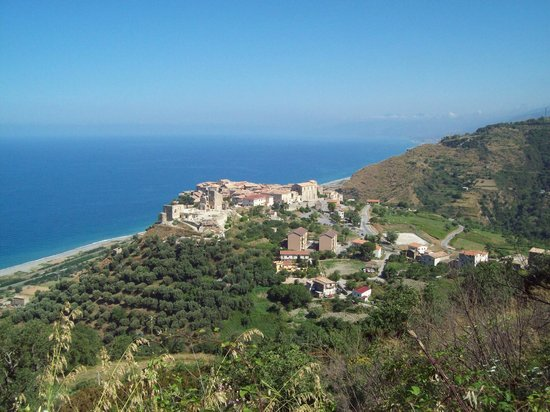 Fiumefreddo Bruzio, Italy: Panorama