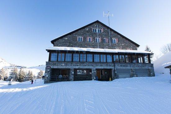 La maison photo de maison de montagne de bretaye for De la maison avis