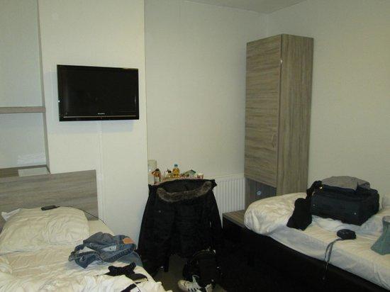 Hotel Atlantis : Unser Doppelzimmer, ein Traum