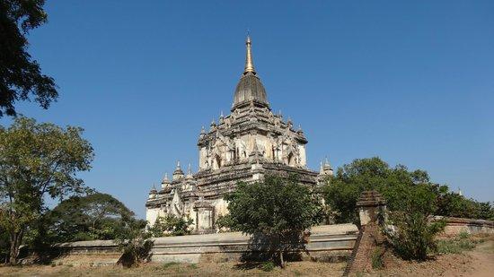 Gawdawpalin Temple: Vue extérieure