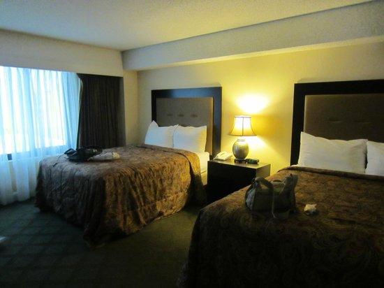 Jockey Club: одна из двух спален