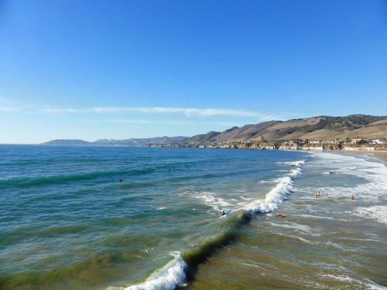 Pismo Pier: The view