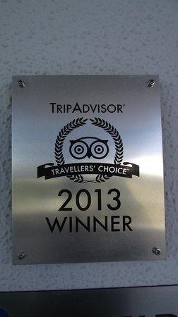 SENTIDO Aziza Beach Golf & Spa : Bien mérité