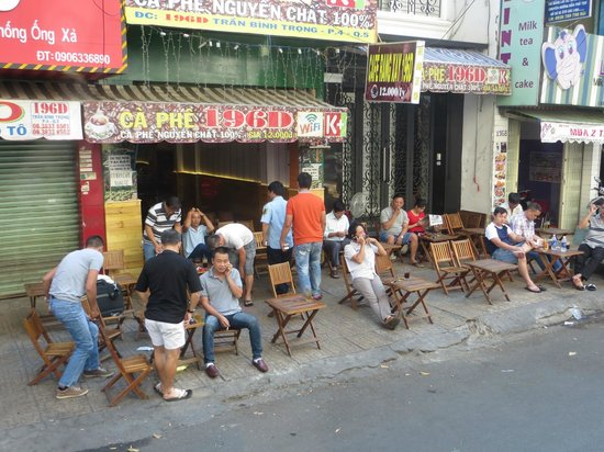 Hotel Equatorial Ho Chi Minh City: Area around the hotel