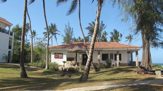 Diani Sea Resort : centre de plongée