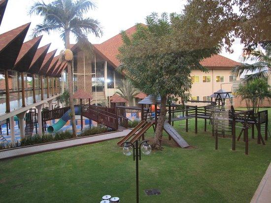 Recanto Cataratas Thermas Resort & Convention: Parquinho