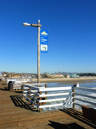 Pismo Pier: lots of photo ops & people watching