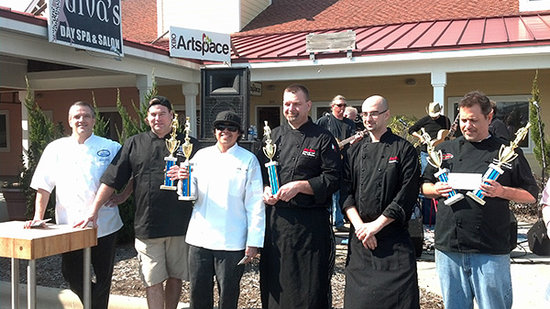 Stripers Bar and Grille: Chowder cook-off 2013 1st place