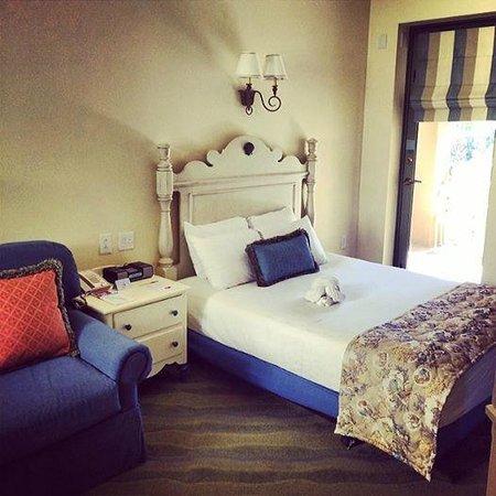 Disney's Vero Beach Resort: Room 1425, Building 14