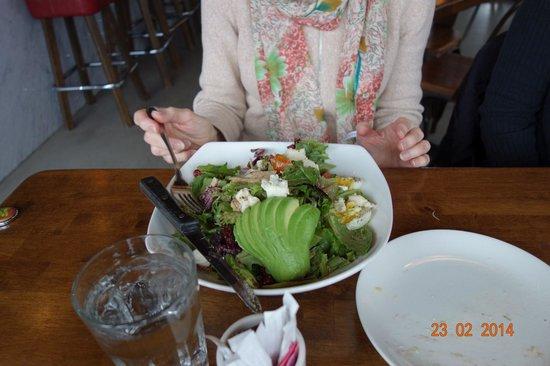 Cotto Enoteca Pizzeria : Cotto Salad