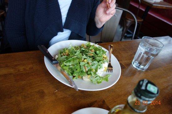 Cotto Enoteca Pizzeria : Rucola Salad