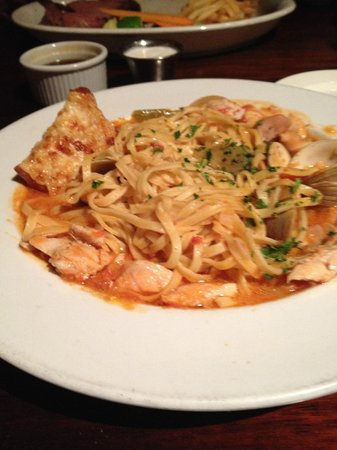 Kingfish Restaurant: Seafood Cioppino
