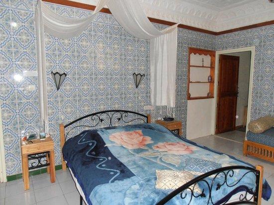 La Maison Anglaise: my room
