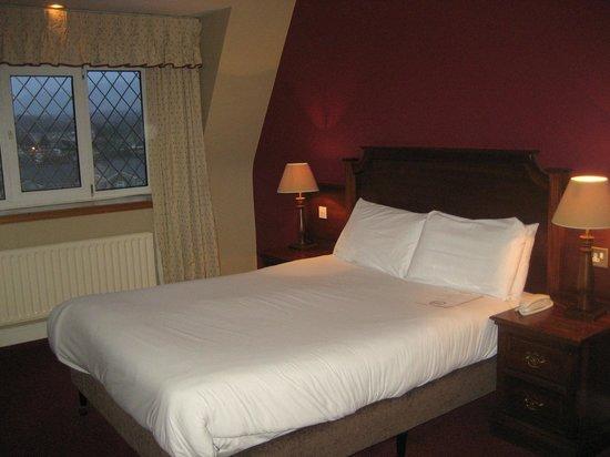 Gleneagle Hotel: The leaba
