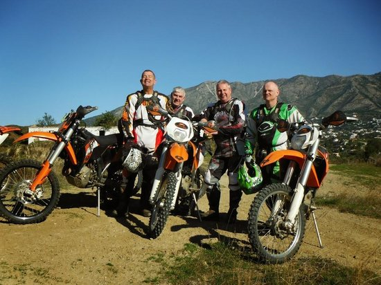 LetsRide Spain: The Group