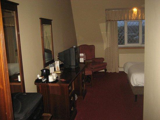 Gleneagle Hotel : From the door