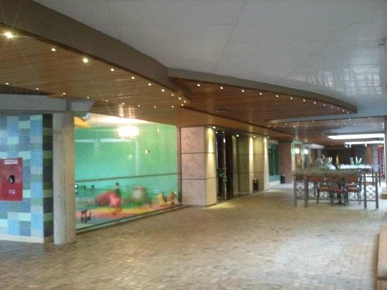Recanto Cataratas Thermas Resort & Convention: Subsolo