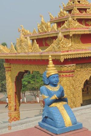 Global Vipassana Pagoda: Перед випассаной