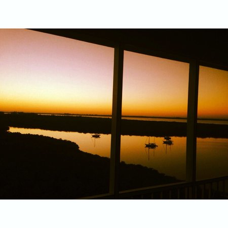 The Westin Cape Coral Resort At Marina Village : Balcony Sunrise