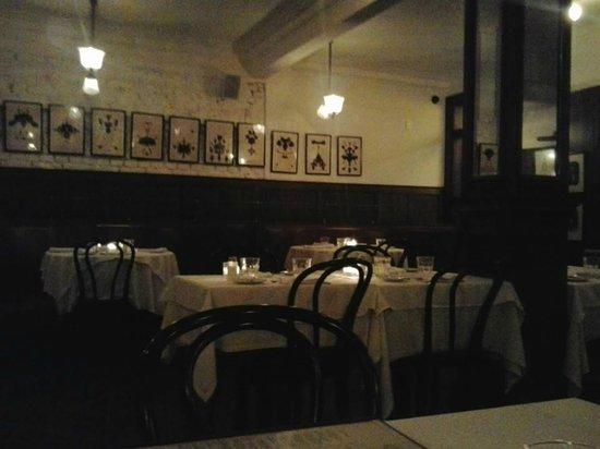Ici Bistro : Restaurante Ici Bistrô a luz de velas