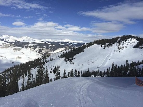Crested Butte Mountain Resort: Paradise Bowl and the North Face Lift