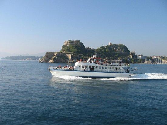 Image result for krstarenje corfu