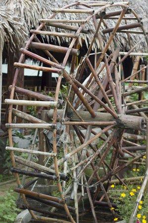 Tra Que Water Wheel : Waterwheel