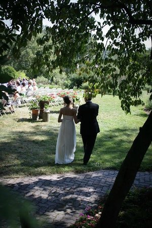Swiss Woods: weddings on our beautiful lawns