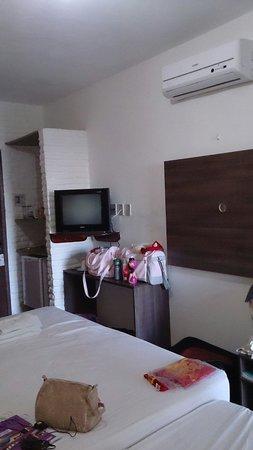 Jangadeiro Praia Hotel: Quarto luxo