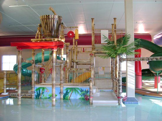 Splash Bay Indoor Water Park