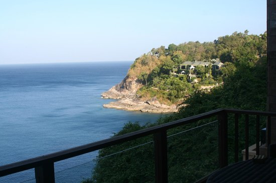 Paresa Resort Phuket : из номера