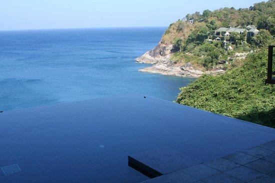 Paresa Resort Phuket : вид