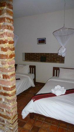 Inthira Hotel: Superior Room Erdgeschoß