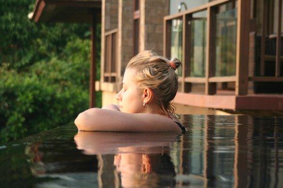 Paresa Resort Phuket : личный бассейн
