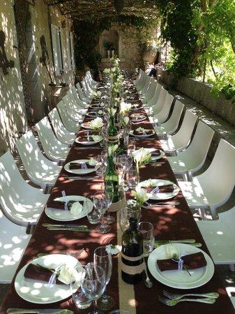 Institut Gastronomie Riviera : notre deco
