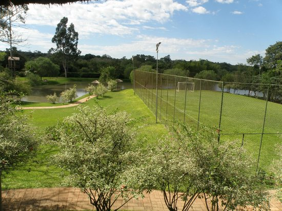 Mabu Thermas Grand Resort: Parque
