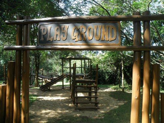 Mabu Thermas Grand Resort: Juegos al aire libre