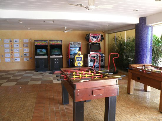 Mabu Thermas Grand Resort: Juegos