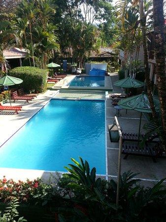 Hotel Mar de Luz : Pool