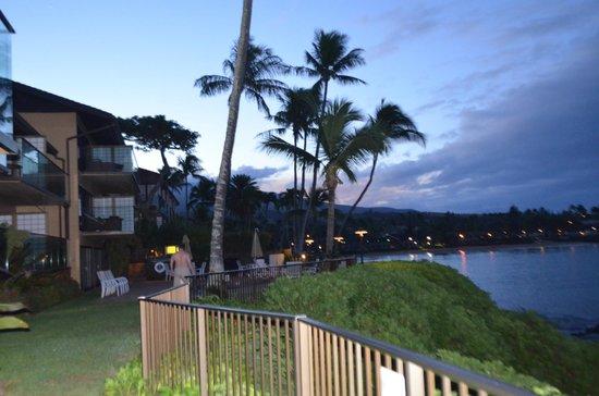 Napili Kai Beach Resort: Private pool
