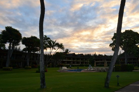 Napili Kai Beach Resort : golf course and more pools