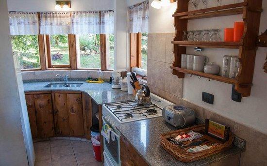Cabanas Lelikelen: Interior Cabaña