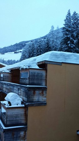 AROSEA Life Balance Hotel: Neve neve neve!!!
