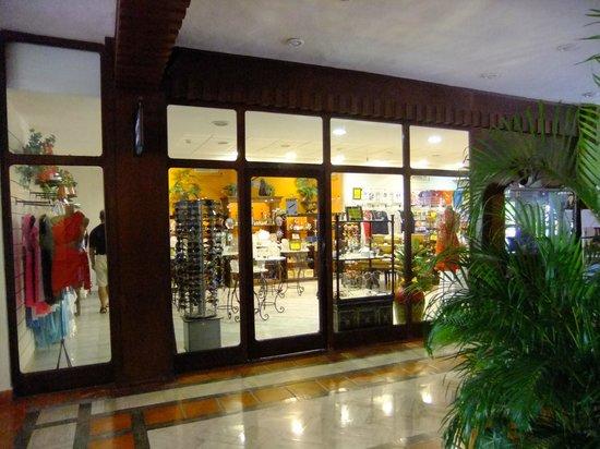 Allegro Cozumel : Boutique de l'hôtel