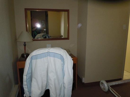 Quality Hotel Dorval Aeroport: bureau
