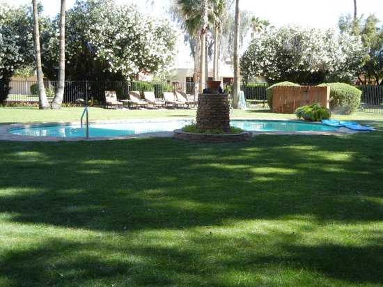 SmokeTree Resort & Bungalows: loved the pool