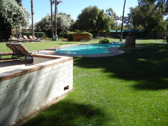 SmokeTree Resort & Bungalows: pool was fantastic